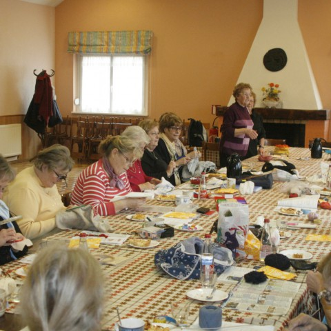 Le club Tricot Crochet